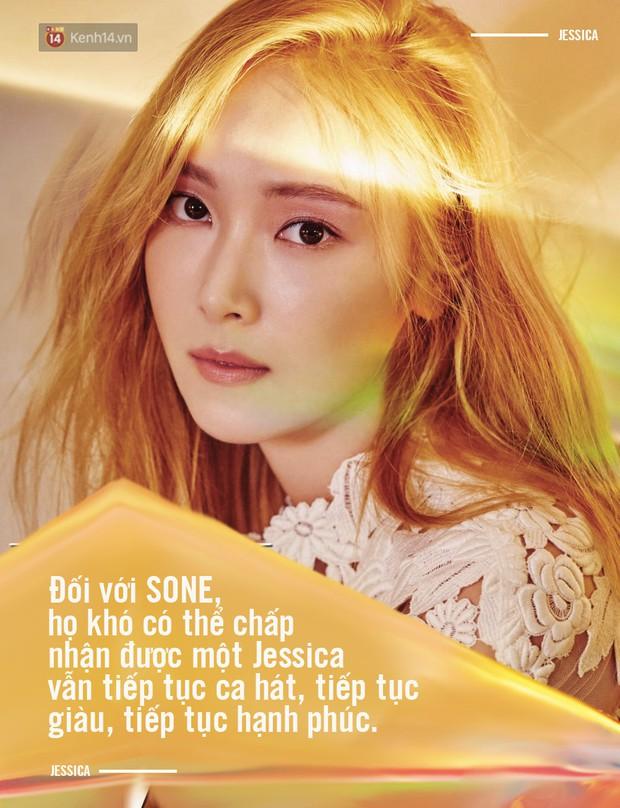 Jessica Jung sau 3 năm rời SNSD: Sức mạnh tiềm tàng của nàng công chúa đích thực - Ảnh 5.