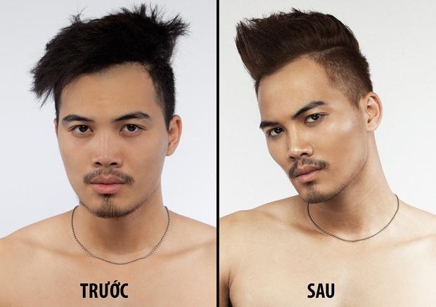 Cắt tóc như Vietnams Next Top Model thế này thì thà đừng cắt cho xong! - Ảnh 15.
