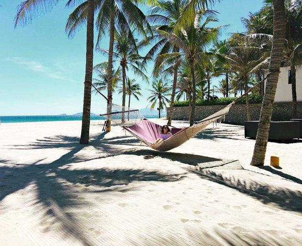 Ngay gần Hội An có bãi biển lọt top đẹp nhất Châu Á: Mới toanh và cực ít người biết - Ảnh 5.