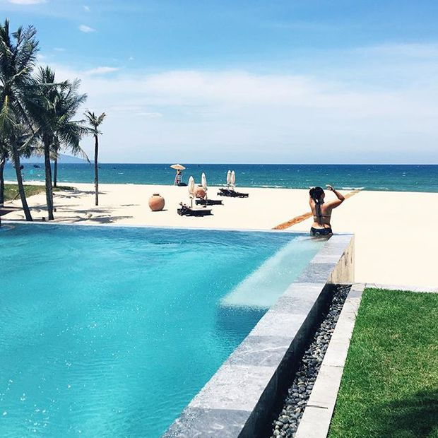 Ngay gần Hội An có bãi biển lọt top đẹp nhất Châu Á: Mới toanh và cực ít người biết - Ảnh 18.