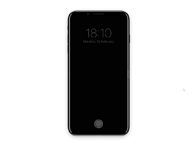 Ngắm ý tưởng iPhone 8 đẹp điên đảo đến nỗi iFan phải nhảy cẫng lên - Ảnh 1.