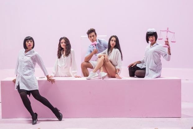Trang Pháp mời hội anh chị em đình đám showbiz góp mặt trong MV của ca khúc hay nhất từ trước đến nay - Ảnh 10.