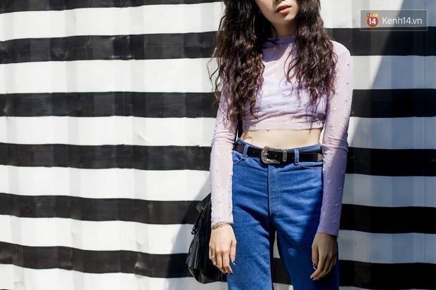 Street style giới trẻ Việt: Trendy đã cả mắt với toàn những item độc - Ảnh 6.