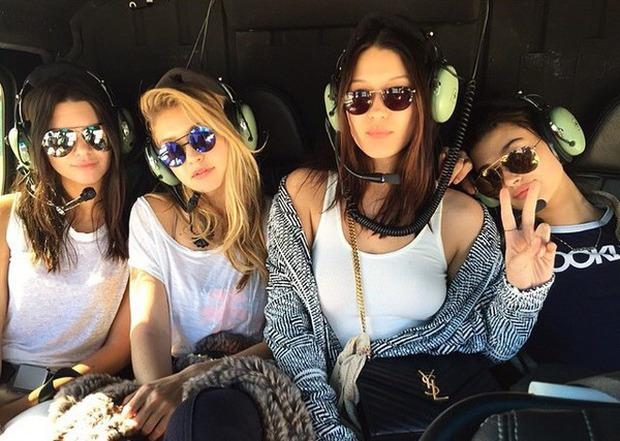 Nổi tiếng là thế nhưng Kylie - Gigi - Kendall có thật sự được coi là những siêu mẫu thế hệ mới có ảnh hưởng tới giới trẻ? - Ảnh 6.