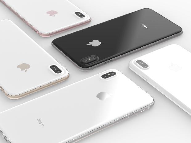 Ngắm ý tưởng iPhone 8 đẹp đến nao lòng mà ai cũng muốn mua cho bằng được - Ảnh 1.