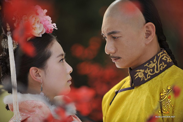 9 bộ phim giúp giới giải trí Hoa Ngữ có được những cặp đôi phim giả tình thật - Ảnh 19.