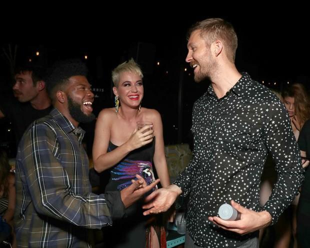 Ghét Taylor Swift, Katy Perry quyết cua bằng được Calvin Harris để trả thù? - Ảnh 1.
