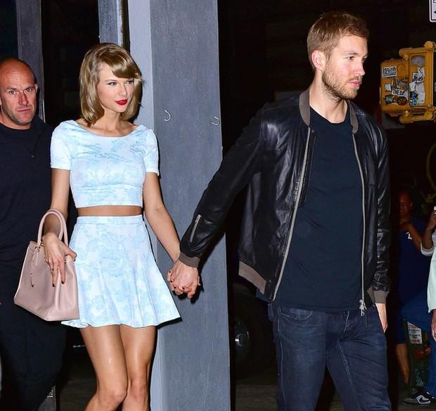 Katy Perry hợp tác với Calvin Harris nhưng... Taylor Swift lại bị gọi hồn nhiều nhất - Ảnh 3.