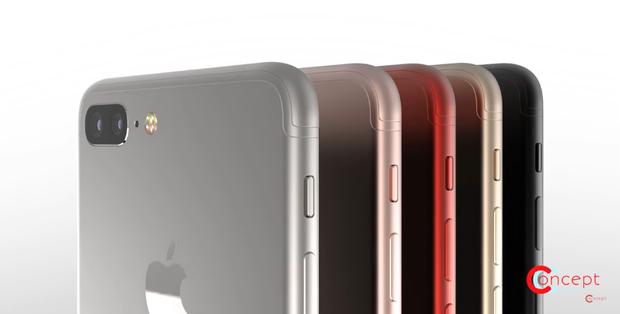 Cận cảnh vẻ đẹp mê mẩn của chiếc iPhone 8 Edge màu đỏ - Ảnh 3.