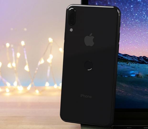 Đây rất có thể là iPhone 8 và bạn sẽ phải ngạc nhiên về độ chất của nó - Ảnh 3.