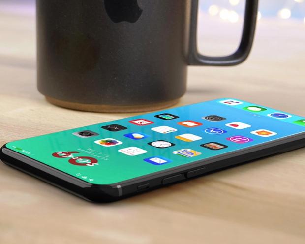 Đây rất có thể là iPhone 8 và bạn sẽ phải ngạc nhiên về độ chất của nó - Ảnh 4.