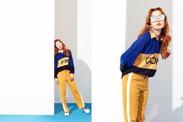 Chi Pu chuyển ngạch sang nghề thiết kế, rủ Á hậu Hàn Quốc cùng đóng clip thời trang - Ảnh 6.