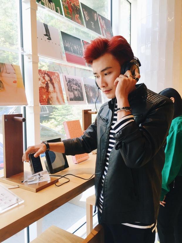 Chí Thiện đưa nhiều cảnh lãng mạn kinh điển của phim Hàn vào MV mới - Ảnh 7.