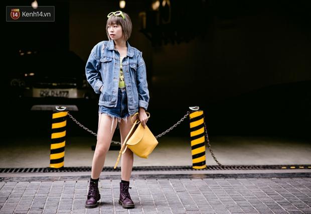 Chỉ ra phố nhưng giới trẻ 2 miền vẫn lên đồ chất như dự Tuần lễ thời trang - Ảnh 12.