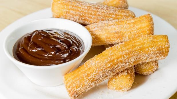Công thức bánh quẩy Churros - món quà vặt từ xứ sở Tây Ban Nha - Ảnh 8.