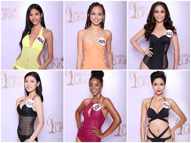 Mặt mộc của dàn thí sinh hot nhất Hoa hậu Hoàn vũ 2017: Ai đẹp hơn ai? - Ảnh 1.