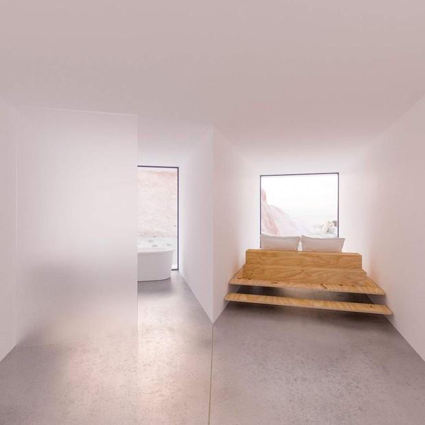 Kiến trúc sư xây nhà tuyệt đẹp giữa sa mạc chỉ bằng container - Ảnh 7.