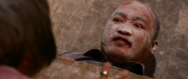 Tiến Luật đầy ám ảnh, Thu Trang bị dìm xuống nước để thủ tiêu trong Chí Phèo Ngoại truyện - Ảnh 6.