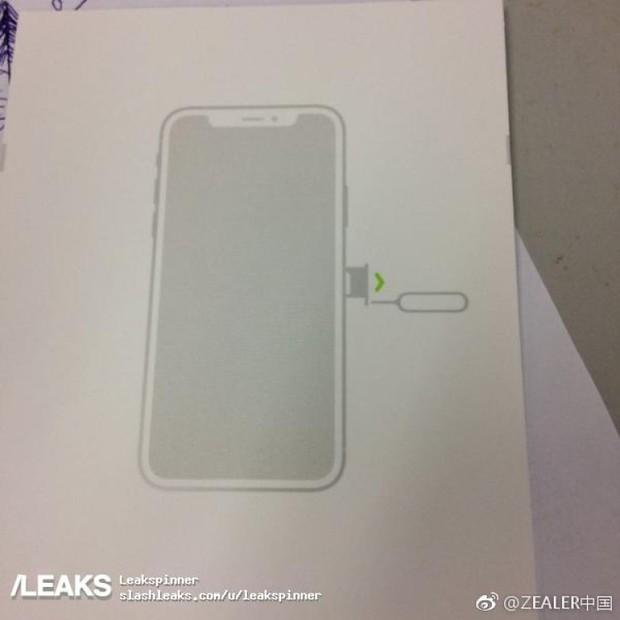 Hình ảnh rò rỉ mới nhất từ nhà máy sản xuất iPhone cho thấy thiết kế cực đẹp của iPhone 8 - Ảnh 1.