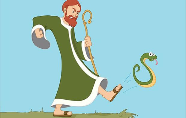 Tin vui cho những người sợ rắn: Chúng ta được tiến hóa để sợ rắn - Ảnh 1.