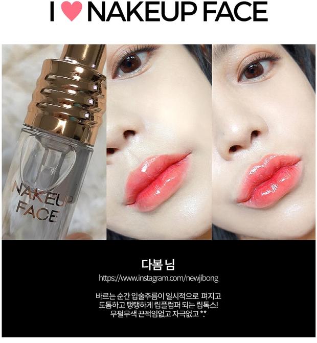 Không có tiền đi bơm môi như Kylie Jenner, bạn có thể mua dầu làm đầy môi của Nakeup Face xứ Hàn! - Ảnh 3.
