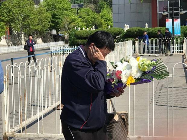 Tôn Ngộ Không, Trư Bát Giới cùng dàn sao Tây Du Ký ngậm ngùi trong tang lễ đạo diễn Dương Khiết - Ảnh 11.