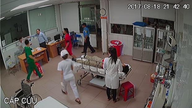 Bộ Y tế yêu cầu báo cáo vụ nhân viên Bệnh viện 115 Nghệ An bị hành hung - Ảnh 1.