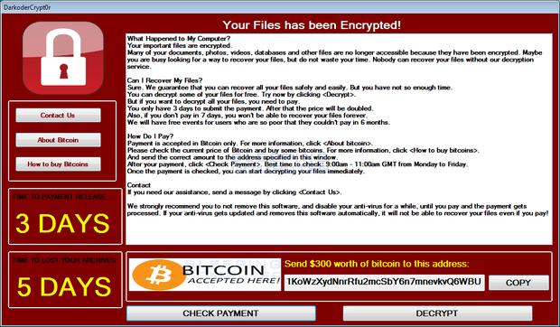 Trong khi virus WannaCry chưa được xử lí triệt để, 4 đồng đội khác của nó đã xuất hiện - Ảnh 1.