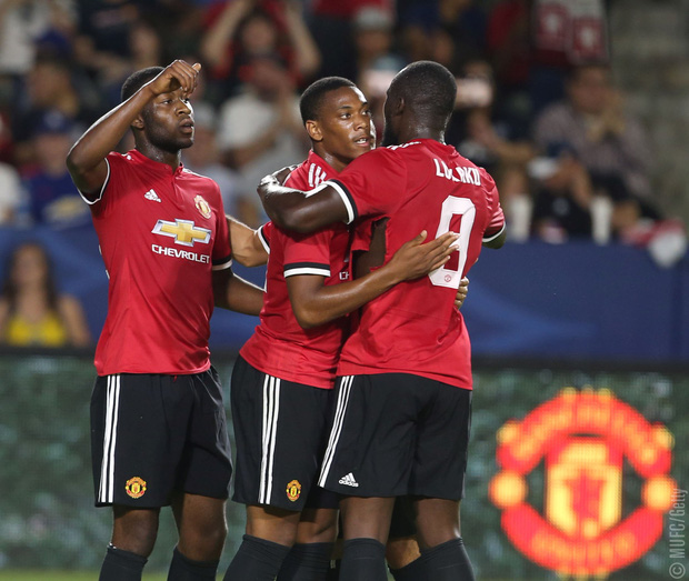 Man Utd đại thắng trong trận ra quân trên đất Mỹ - Ảnh 9.