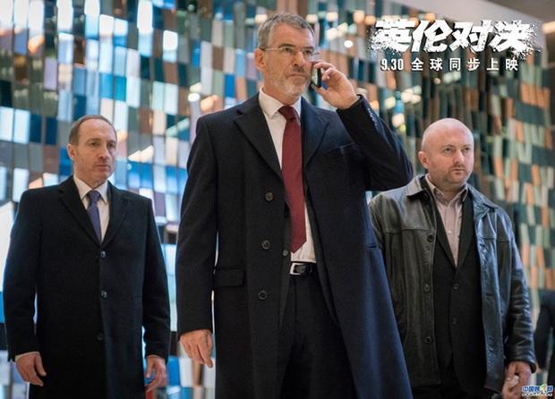 Vì đóng cảnh hành động, Thành Long phải nhập viện khi đang quay phim mới - Ảnh 7.