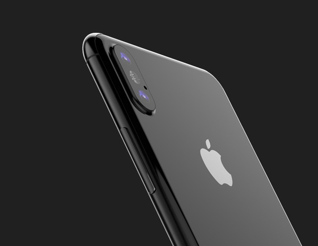 Ngắm ý tưởng iPhone 8 dễ thành sự thật nhất, bạn sẽ mê mệt bởi vẻ đẹp mĩ miều này - Ảnh 4.