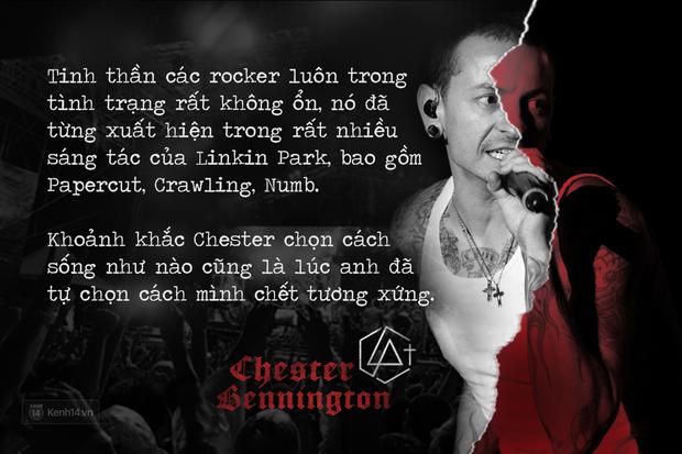 Chester Bennington: Những tâm hồn mỏng manh trong thế giới Rock đầy gai góc - Ảnh 2.
