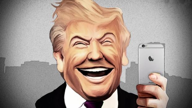 Ít ai biết trên iPhone của Tổng thông Mỹ Donald Trump chỉ có một ứng dụng duy nhất - Ảnh 2.