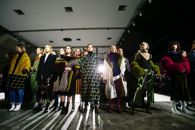 Dior không lọt top những BST xuất sắc nhất Tuần lễ thời trang Paris của Vogue - Ảnh 33.