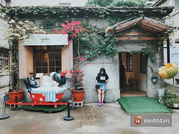Thử làm thổ địa một ngày để trải nghiệm mọi kiểu ăn uống, mọi điểm vui chơi của giới trẻ Đài Bắc - Ảnh 7.