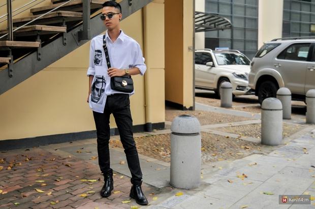 Không còn lậm đen trắng, street style của giới trẻ Việt tuần qua bỗng màu mè và chói lọi hơn bao giờ hết - Ảnh 16.