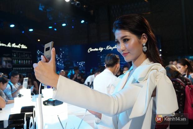 Trên tay Samsung Galaxy Note8 vừa ra mắt tại Việt Nam: Thiết kế rất ấn tượng, giá 22,5 triệu đồng! - Ảnh 10.