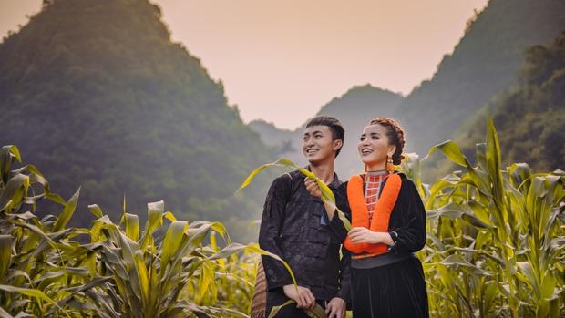 Phong cảnh núi rừng Đông Bắc hùng vĩ, đẹp khó cưỡng trong MV mới hoành tráng của Bích Phương - Ảnh 2.