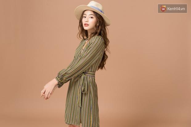 Diện 5 kiểu váy thắt nơ này, nàng nào cũng tươi xinh ngọt ngào lên vài chân kính - Ảnh 17.