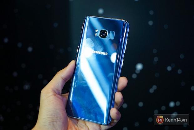 Những khoảnh khắc ấn tượng nhất diễn ra tại sự kiện ra mắt Galaxy S8 ở Việt Nam - Ảnh 16.