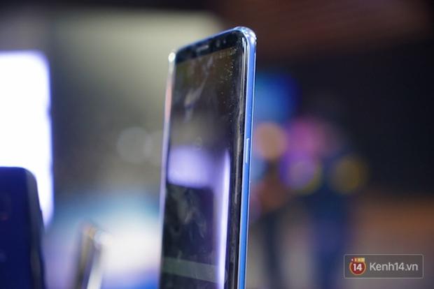 Những khoảnh khắc ấn tượng nhất diễn ra tại sự kiện ra mắt Galaxy S8 ở Việt Nam - Ảnh 14.