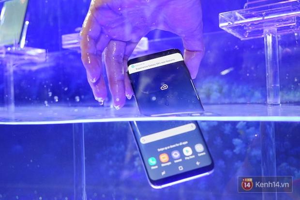 Những khoảnh khắc ấn tượng nhất diễn ra tại sự kiện ra mắt Galaxy S8 ở Việt Nam - Ảnh 5.