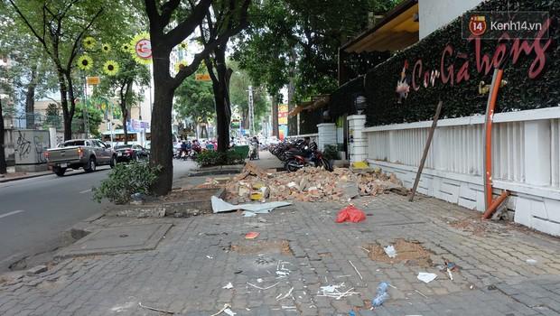Người Sài Gòn nói gì khi vỉa hè ở trung tâm quận 1 đã được giành lại sau 7 ngày ra quân quyết liệt - Ảnh 3.
