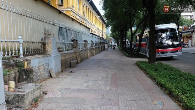 Người Sài Gòn nói gì khi vỉa hè ở trung tâm quận 1 đã được giành lại sau 7 ngày ra quân quyết liệt - Ảnh 7.