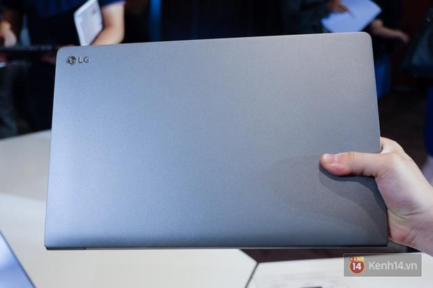 LG ra mắt dòng laptop LG Gram siêu nhẹ đến thị trường Việt Nam - Ảnh 3.