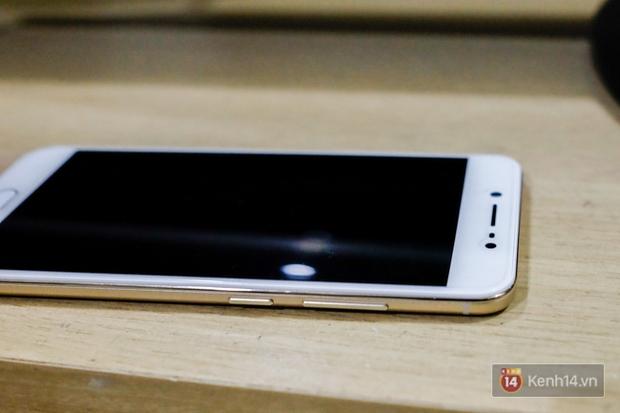 Đánh giá Vivo V5s: Thiết kế đẹp, cấu hình ổn, camera selfie 20 MP ấn tượng - Ảnh 6.