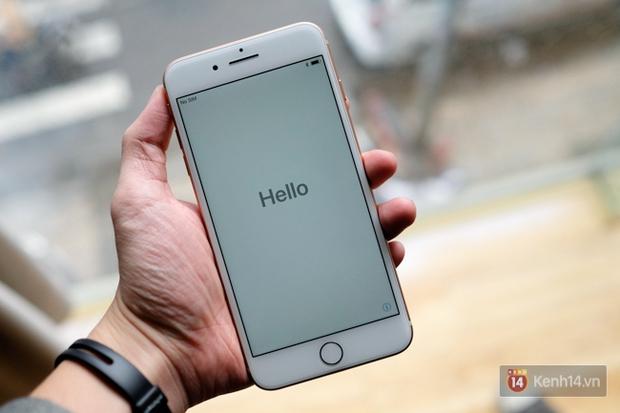 iPhone 8 Plus đầu tiên đã về Việt Nam, đây là những hình ảnh cho thấy nó đẹp sang chảnh thế nào - Ảnh 4.
