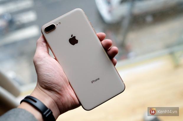 iPhone 8 Plus đầu tiên đã về Việt Nam, đây là những hình ảnh cho thấy nó đẹp sang chảnh thế nào - Ảnh 5.