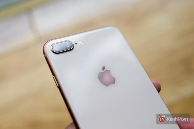 iPhone 8 Plus đầu tiên đã về Việt Nam, đây là những hình ảnh cho thấy nó đẹp sang chảnh thế nào - Ảnh 6.