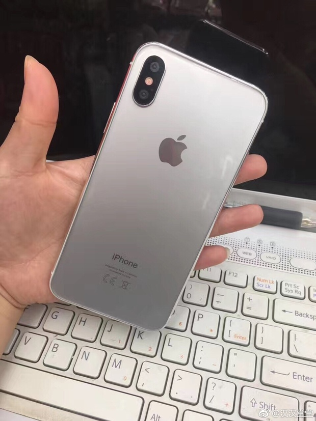 iPhone 8 vừa lộ dung nhan xấu không thể ngờ, iFan sẽ phải thất vọng - Ảnh 2.